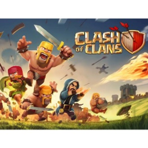 Default way: a free account for clash of clans